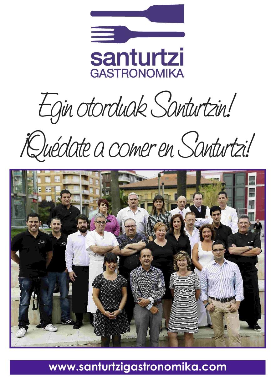 Quédate a comer en Santurtzi - Egin otorduak Santurtzin